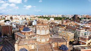 Valencia City - the next FTTH venue.